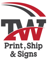 tw print ship and signs logo-